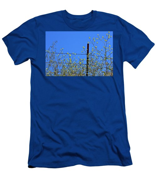 Spring In The Country Men's T-Shirt (Athletic Fit)