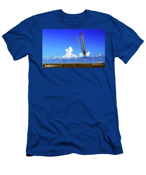 Men's T-Shirt (Athletic Fit) featuring the photograph Standing Tall by Gary Wonning