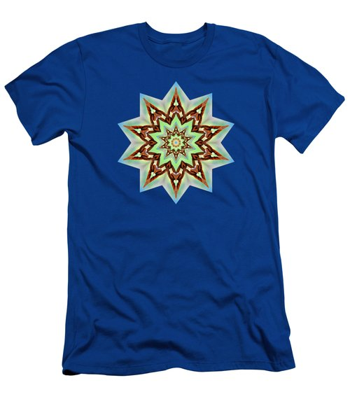 Star Of Strength By Kaye Menner Men's T-Shirt (Slim Fit) by Kaye Menner