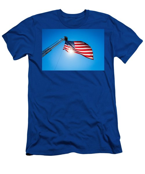 Stars And Stripes Forever Men's T-Shirt (Athletic Fit)