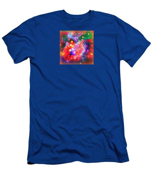 Summer Morning Men's T-Shirt (Slim Fit) by Robin Regan