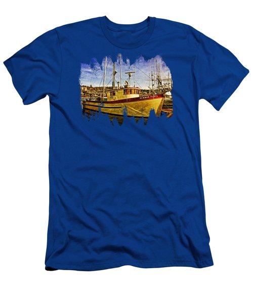 Summer Place Men's T-Shirt (Athletic Fit)