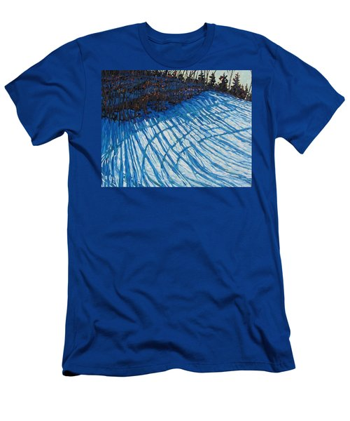 Sun Of Winter Shadows Men's T-Shirt (Athletic Fit)