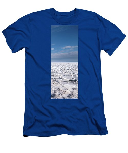 Men's T-Shirt (Athletic Fit) featuring the photograph Sunny Afternoon-t3 by Onyonet  Photo Studios