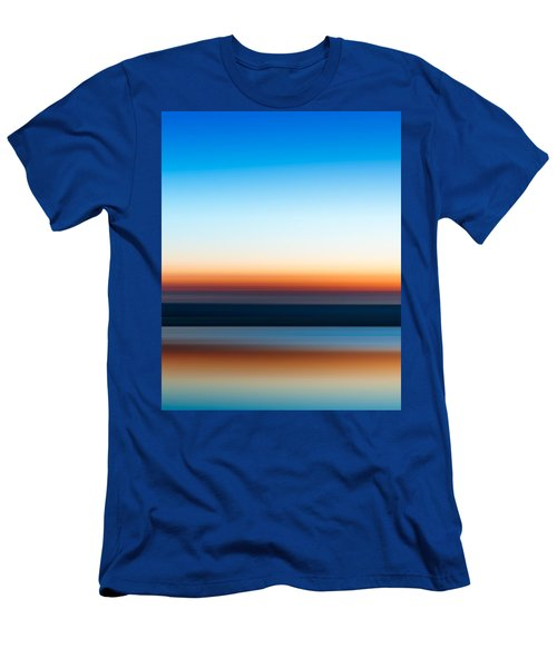 Sunset At Ottawa Lake Men's T-Shirt (Athletic Fit)