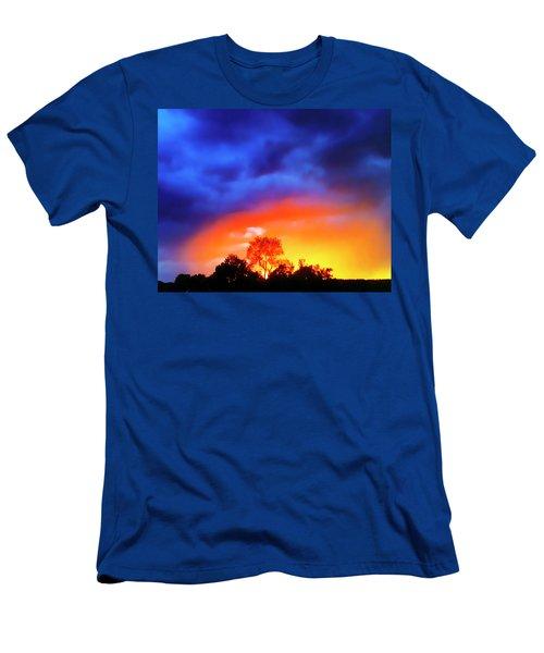 Sunset Extraordinaire Men's T-Shirt (Athletic Fit)