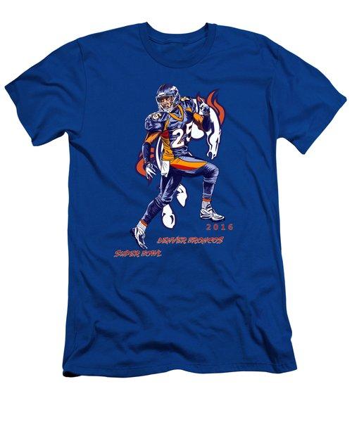 Super Bowl 2016  Men's T-Shirt (Athletic Fit)