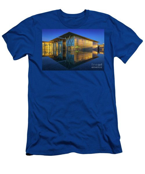 Surreal Reflection Men's T-Shirt (Athletic Fit)