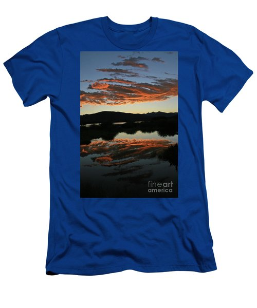 Surreal Sunrise Men's T-Shirt (Athletic Fit)