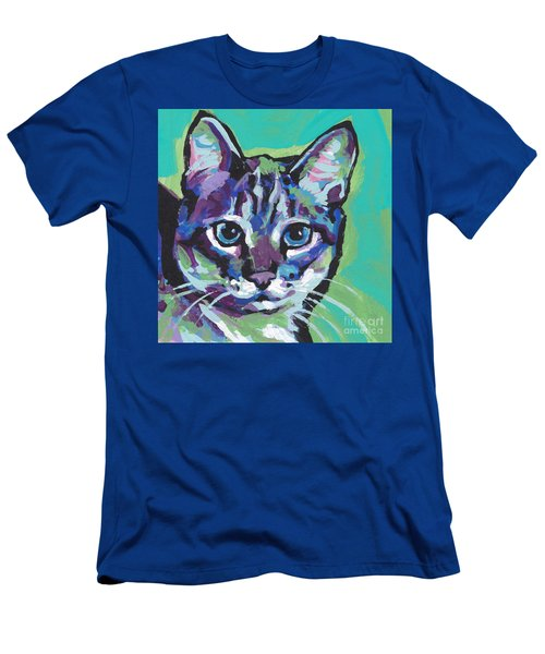 Tabby Chic Men's T-Shirt (Athletic Fit)