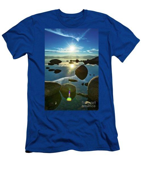 Tahoe Star Men's T-Shirt (Athletic Fit)