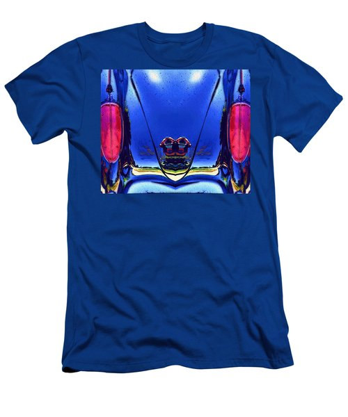 Tail Light Reflections On Venus Men's T-Shirt (Athletic Fit)