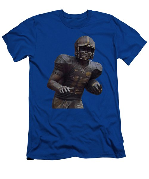 Tebow Transparent For Customization Men's T-Shirt (Athletic Fit)