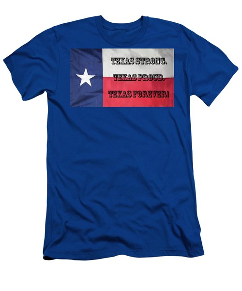 Texas Strong Men's T-Shirt (Athletic Fit)