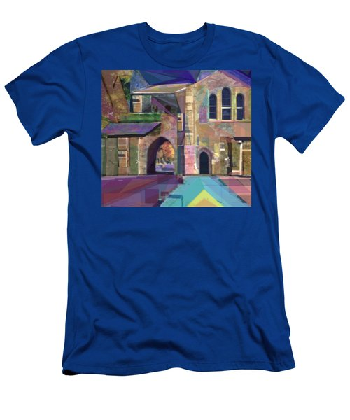 The Annex Men's T-Shirt (Slim Fit) by Vickie G Buccini