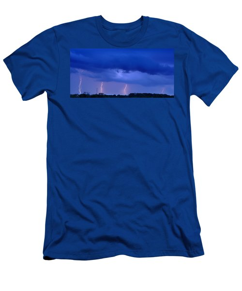 The Approching Storm Men's T-Shirt (Athletic Fit)