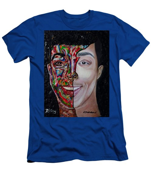 The Artist Within Men's T-Shirt (Athletic Fit)