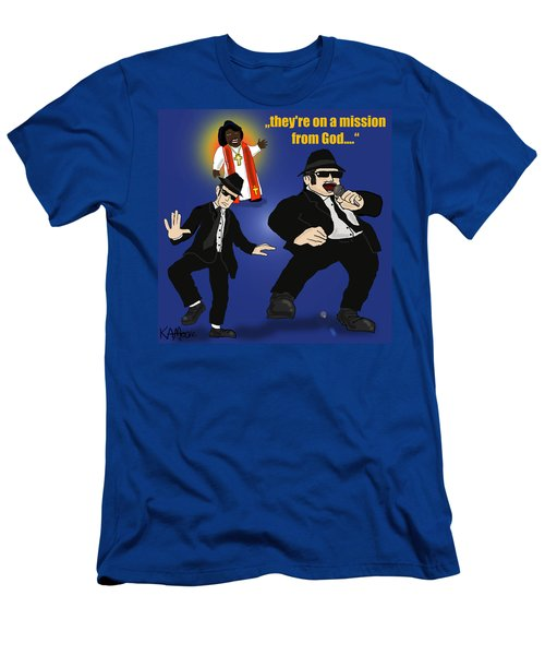 The Blues Brothers Men's T-Shirt (Athletic Fit)