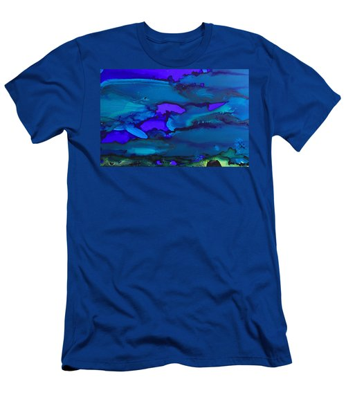 The Bottom Of The Sea Men's T-Shirt (Athletic Fit)