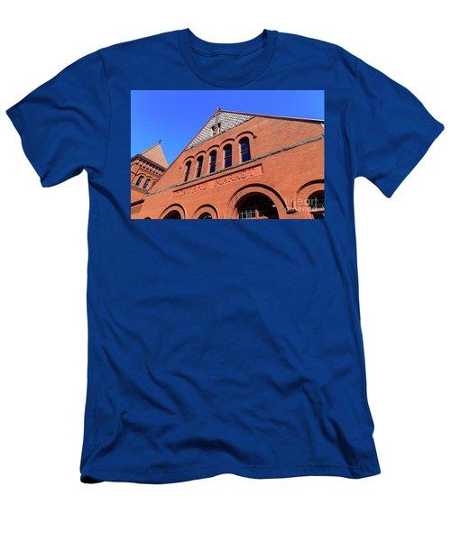 The Central Market Men's T-Shirt (Athletic Fit)