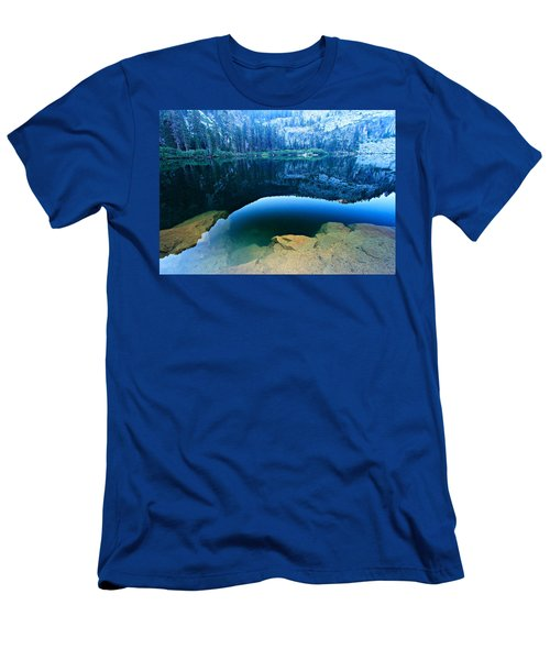 Men's T-Shirt (Athletic Fit) featuring the photograph The Clarity Of Dawn by Sean Sarsfield