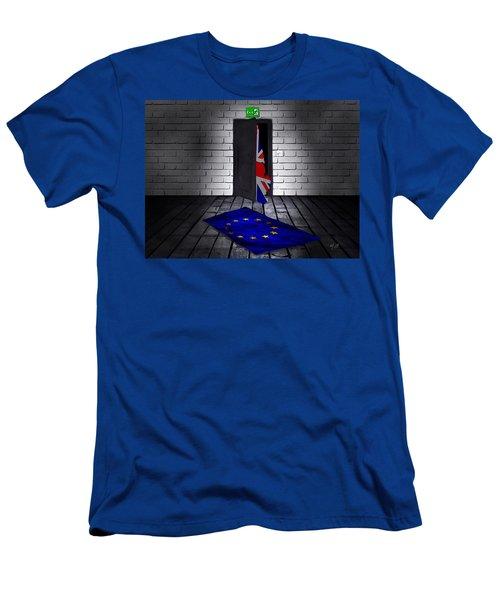 The Divorce Men's T-Shirt (Athletic Fit)