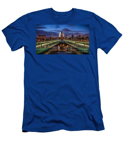 The Dome Men's T-Shirt (Slim Fit) by Giuseppe Torre