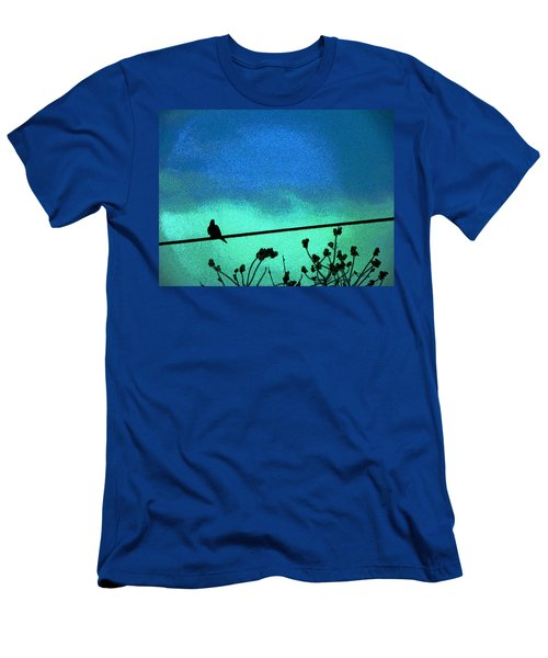 The Dove Above 2 Men's T-Shirt (Slim Fit)