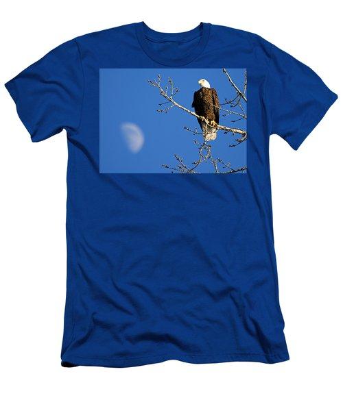The Eagle Has Landed Men's T-Shirt (Athletic Fit)