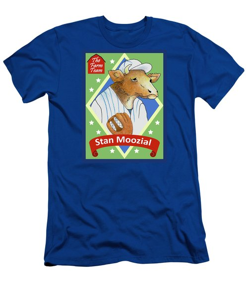 The Farm Team - Stan Moozial Men's T-Shirt (Athletic Fit)