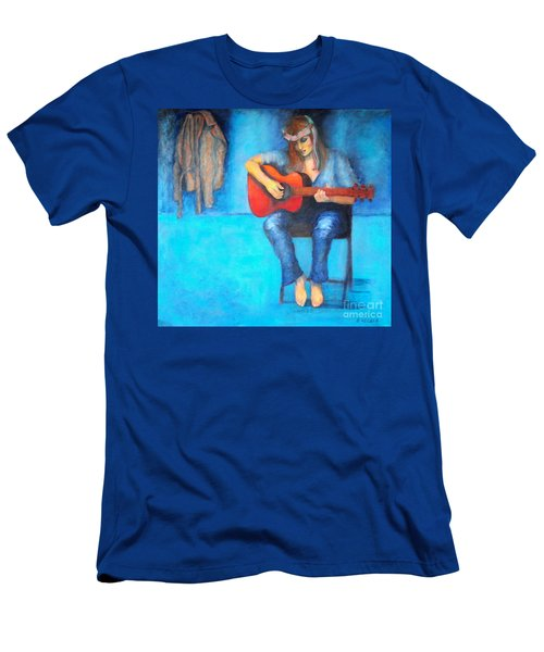 Music In The Alhambra Men's T-Shirt (Athletic Fit)