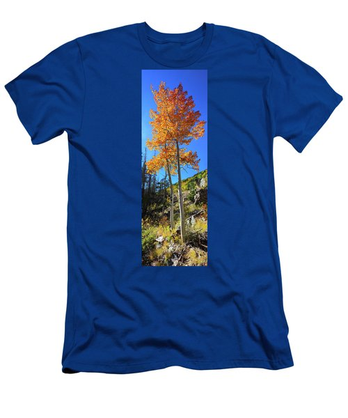 The Hillside - Panorama Men's T-Shirt (Athletic Fit)