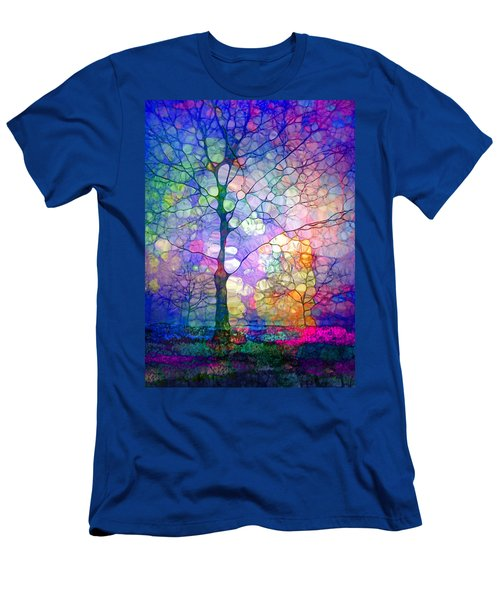 The Imagination Of Trees Men's T-Shirt (Athletic Fit)