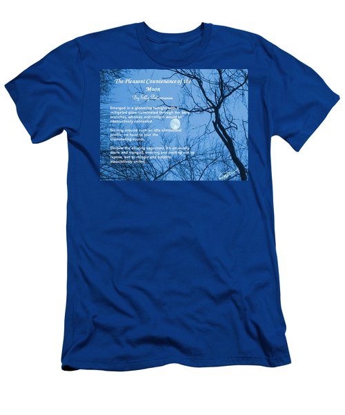 The Pleasant Countenance Of The Moon Men's T-Shirt (Athletic Fit)