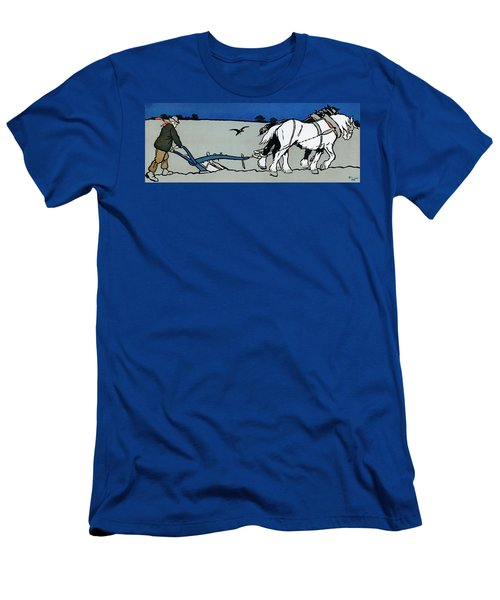 The Ploughman Men's T-Shirt (Athletic Fit)