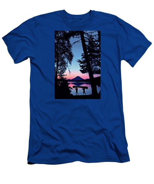 The Power Of Two Men's T-Shirt (Athletic Fit)
