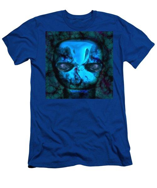 The Pukel Stone Face Men's T-Shirt (Slim Fit) by Mario Carini