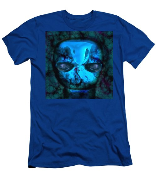 The Pukel Stone Face Men's T-Shirt (Athletic Fit)