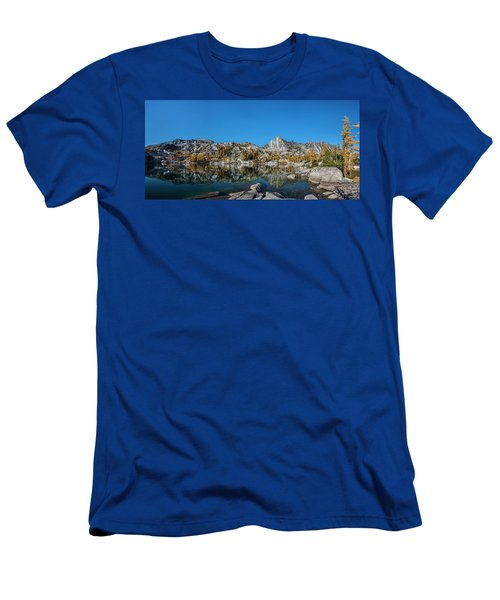 The Quiet Moment In Leprechaun Lake Men's T-Shirt (Athletic Fit)