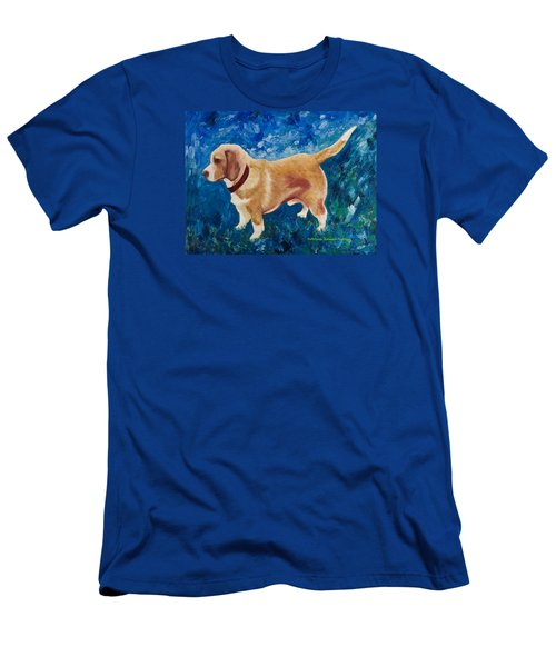 The Regal Beagle Men's T-Shirt (Athletic Fit)