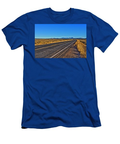 The Road To Flagstaff Men's T-Shirt (Slim Fit)