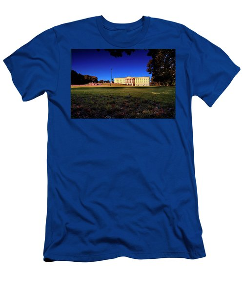 The Royal Palace Men's T-Shirt (Athletic Fit)
