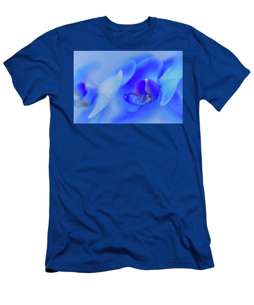 The Scent Of Blue Mystique Men's T-Shirt (Athletic Fit)