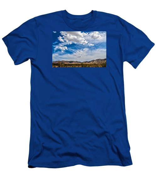 The Sky Men's T-Shirt (Athletic Fit)