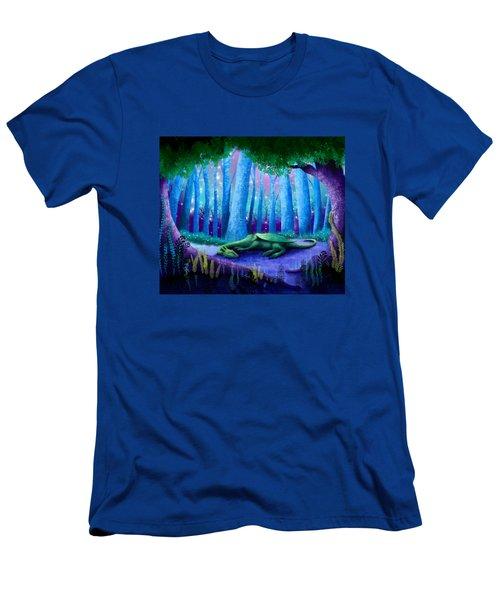 The Sleeping Dragon Men's T-Shirt (Athletic Fit)