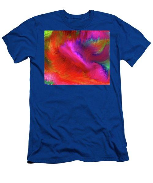 The Spirit Of Life Men's T-Shirt (Slim Fit) by Sherri's Of Palm Springs