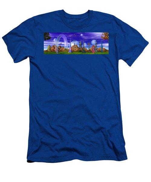 The Squorkle Of Squerkle Men's T-Shirt (Athletic Fit)