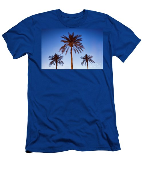 Three Palms Men's T-Shirt (Athletic Fit)