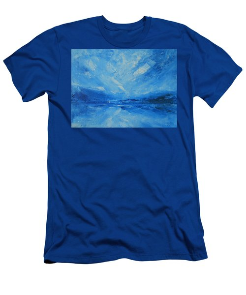 Today I Soar Men's T-Shirt (Slim Fit) by Jane See