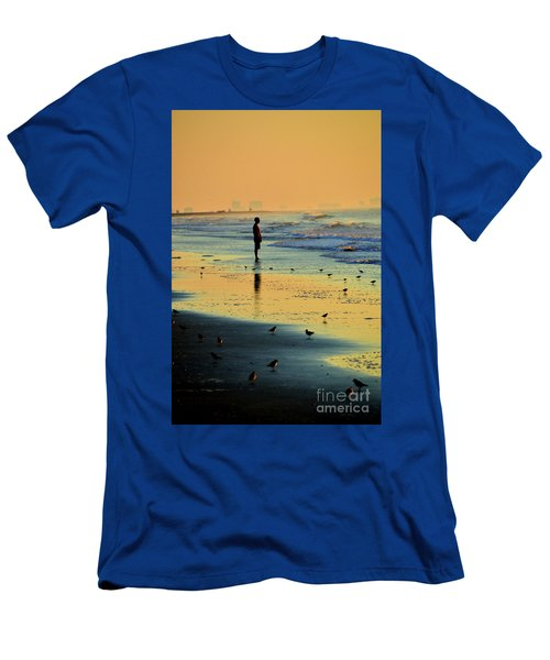 Today's The Day When Anything Is Possible Men's T-Shirt (Athletic Fit)